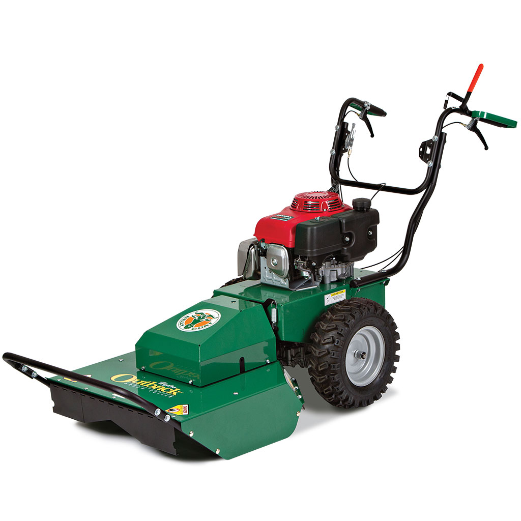 Wheeled Brush Cutters