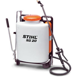 Handheld and Backpack Sprayers