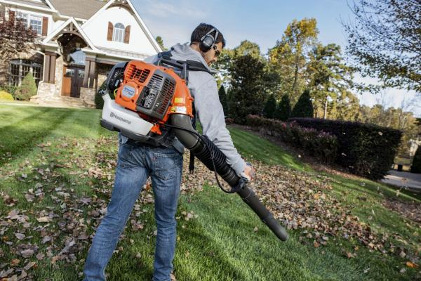 Handy Uses for Your Leaf Blower
